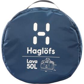 Haglöfs Lava 50 - Sac de voyage - bleu
